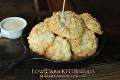 low carb biscuits, gluten free biscuits, Wheat Belly biscuits, healthy, low carb bread, Wheat Belly bread, gluten free bread, low carb biscuits and gravy