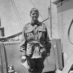 EXTRAORDINARY STORY: Kurri Kurri girl Maud Butler, who dressed as a boy soldier and stowed away on a troop ship in an attempt to fight for her country in World War I. War Image, Local History, World War I, Troops, Butler, Ship, Country, News, Pictures