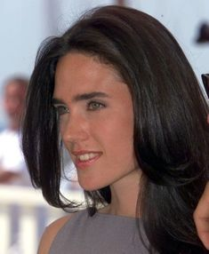 Jennifer Connelly poster, mousepad, t-shirt, Beautiful Green Eyes, Beautiful People, Jennifer Connelly Young, Brunette Actresses, Olivia Hussey, Victoria Justice, Kate Winslet, Hollywood Actresses, Girl Photos