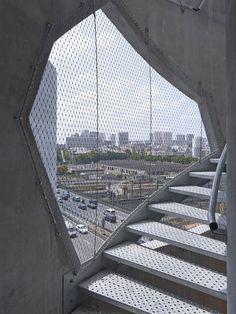 vib architecture — SILOS 13 – cement distribution center