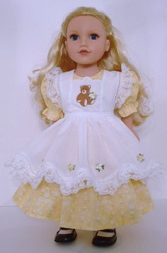 Goldilocks by MyGirlClothingCo on Etsy, $48.00