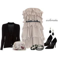 A Little Romance by archimedes16 on Polyvore
