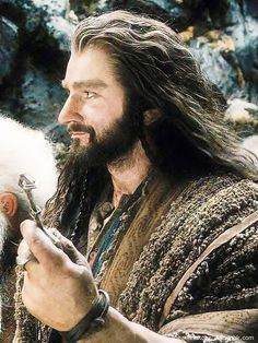 Thorin with his key