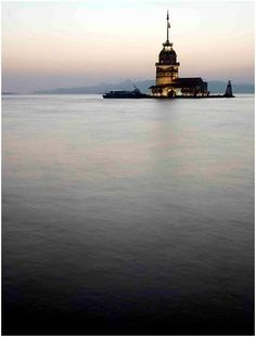 | ... kiz kulesi is one of the most beautiful lighthouses in the world