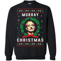 Christmas Ugly Sweater Murray Christmas Hoodies Sweatshirts