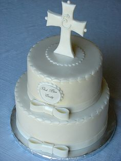 communion cakes for boys | Communion Day by Helen Warner (airgarten)