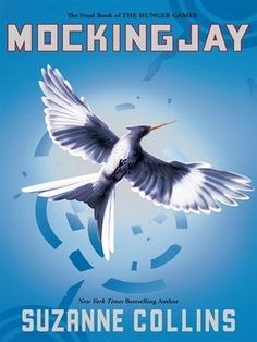 Mockingjay part 1 will be in theatres soon. Re-read the book that finishes the #HungerGames trilogy before it comes out!