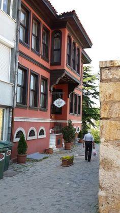 Bursa-Eski Bursa Evi