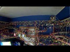 40,000-Piece Room-Sized K'Nex Ball Machine [Video]