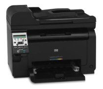 """HP LaserJet Pro M175nw 100 Colour Multifunction Printer  From Hewlett Packard  Price: £199.99  Brand: Hewlett Packard  Model: CE866A  Released on: 2011-06-10  Number of items: 1  Dimensions: 13.31"""" h x 17.36"""" w x 16.57"""" l, 35.71 pounds"""