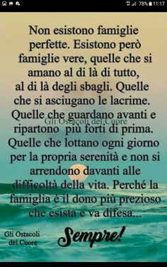 Wall Writing, Good Sentences, Italian Quotes, Inspirational Prayers, Learning Italian, Good Morning Good Night, Family Affair, Family Love, Wallpaper Quotes
