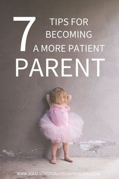 Do you struggle to have enough patience with your kids? Check out these parenting tips that can help you become a more patient parent.