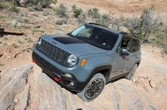 2015 Jeep Renegade Proves To Be A Real Jeep