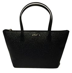 Kate Spade New York Haven Lane Hani Shoulder Handbag WKRU4119 Black Glitter * Be sure to check out this awesome product.Note:It is affiliate link to Amazon.