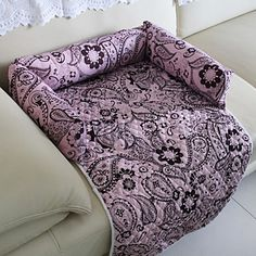 Porque muchos propietarios comparten sofá con su mascota, llega la solución a mantener el sofá sin pelos: la cama para perros adaptable a tu sofá. Esta innovadora cama para perros se adapta al sofá…