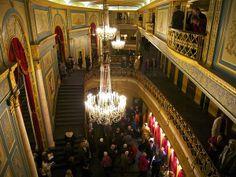 The Detroit Opera House (Lobby) - Detroit, MI