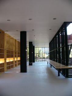 Biblioteca Universidad del Bio Bio,© Rubén Muñoz