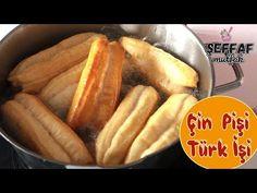 BU PİŞİ 10 KAT KABARIYOR👌🏻TAVAYA SIĞMIYOR 🇨🇳ÇİNLİLERDEN ÖĞRENDİĞİM YAĞ ÇEKMEYEN EFSANE PİŞİ - YouTube Hot Dog Buns, Bread, Snacks, Make It Yourself, Cooking, Breakfast, Food, Drinks, Youtube