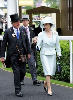 Princess Anne Photos - Arrivals at Royal Ascot's Opening Day — Part 2 - Zimbio