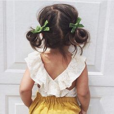 kids fashion and kids outfits Fashion Kids, Little Girl Fashion, Toddler Fashion, Fashion Clothes, Cute Hairstyles For Kids, Baby Girl Hairstyles, Braid Hairstyles, Creative Hairstyles, Pretty Hairstyles