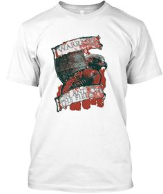 Discover Rugby Warriors T-Shirt, a custom product made just for you by Teespring. - Fan of rugby, then this is for you, a rugby fan. Warriors T Shirt, Rugby, Funny Tshirts, Mens Tops, Clothes, Fashion, Outfits, Moda, Clothing
