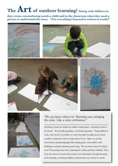 Early Learning at ISZL: Everything children understand is not written in words. Preschool Classroom, Preschool Art, Classroom Ideas, Kindergarten, Early Education, Early Childhood Education, Reggio Emilia, How Does Learning Happen, Learning Stories Examples
