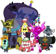 Bill's Gang by TheCheeseburger
