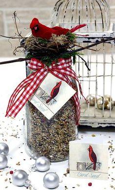 7 Mason Jar Decorating Tips - The Original ScrapBox