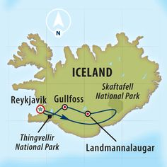 Iceland Hiking Packing List