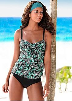 Tankini Tops - Tankinis in a Variety of Styles by VENUS