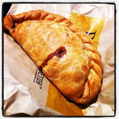 Proper Cornish pasty!!