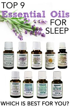 These 9 essential oils are the best oils for those with sleep issues! Learn which one is best for you: http://biosourcenaturals.com/blog/2015/05/9-essential-oils-sleep-issues-insomnia/