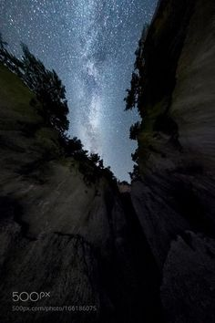The Canyon Milky Way at Rhodes Camera: ILCE-7S Lens: ---- Shutter Speed: 30sec…