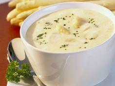 Spargelsüppchen ist ein Rezept mit frischen Zutaten aus der Kategorie Suppen. Probieren Sie dieses und weitere Rezepte von EAT SMARTER!