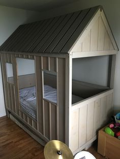 Bunk Beds, Furniture, Home Decor, Stream Bed, Double Bunk Beds, Interior Design, Home Interior Design, Arredamento, Bunk Bed