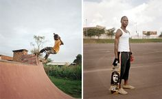 Kitintale Skate Park in Uganda – Photography by Yann Gross