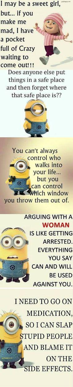 Hilarious Minion Meme