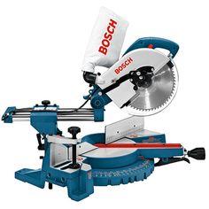 Bosch Slide Miter Saw 250mm, 1800W, 4700rpm, 22kg GCM10S
