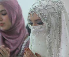 bride more hijab fashion hijab bride beautiful hijab scarf niqab ...