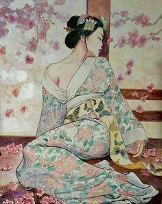 Madame Butterfly by Milo Manara. ❣Julianne McPeters❣ no pin limits Japanese Drawing, Japanese Artwork, Japanese Geisha, Japanese Kimono, Art Geisha, Geisha Kunst, Manara Comic, Art Asiatique, Illustration Art