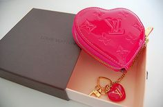 Louis Vuitton Vernis Heart