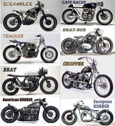 What kind of motorcycle do you want? in Moto