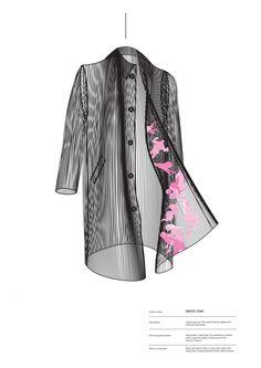 3. INVISIBLE, Erotic Coat