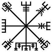 El Vegvísir es un símbolo mágico que pretende guiar a las personas durante una jornada de mal tiempo. No obstante, el Vegvísir no se pu...