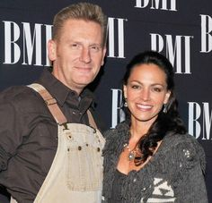 Joey and Rory Feek of Joey + Rory.