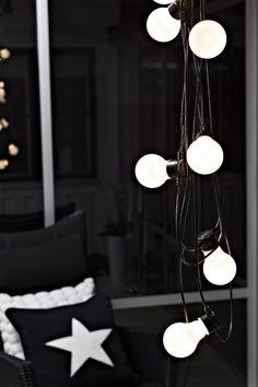 Luxury Party LED verlichting zwarte kabel heldere LED lampen LED lichtkabel Pinterest LED and Kopen