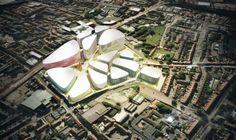 Anglia Square | Kamvari Architects | Archinect