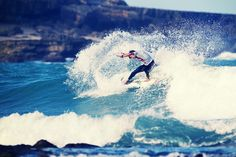 Aritz Aranburu - Sliding the tail ©Bravo   #surf