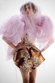 Vivienne Westwood - Paris Fashion Week 2012