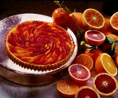 Tarte aux oranges sanguines | Benoît Violier - My next tart !!